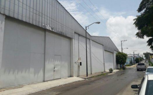 Bodega de 1,100 m2 en venta en La Col. Los Ángeles $6,800,000