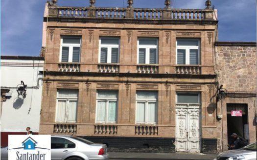 Edificio en venta en el Centro de Morelia $13,000,000
