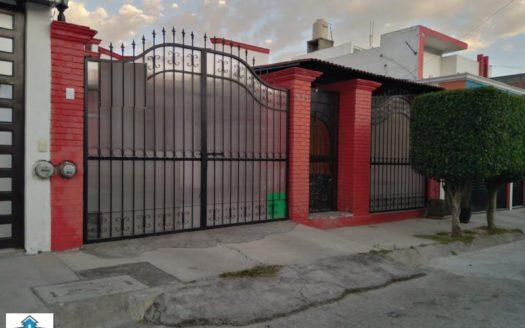 Casa en venta Col. Defensores de Puebla $1,780,000.00
