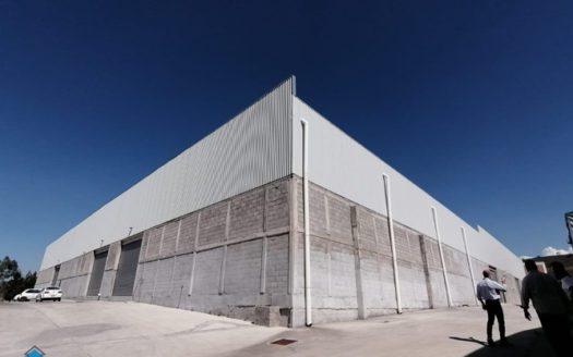 Bodega en renta de 6,750 m2 a pie de carretera $50 m2