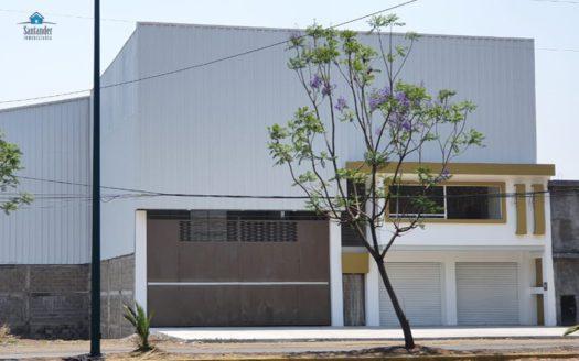 Bodega en renta Av. Madero Poniente $55,000