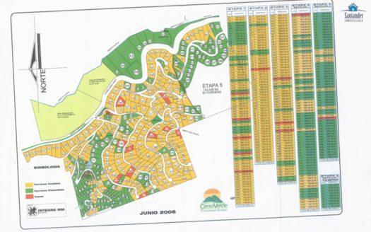 Terrenos en venta Fracc. Cerro Verde desde $1,018,002