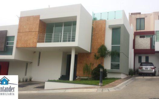 Casa en renta Fracc. Rinconada Ocolusen $18,000