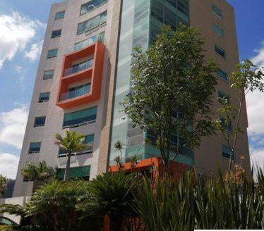 Departamento de lujo en renta en Palmas Britania $15,000