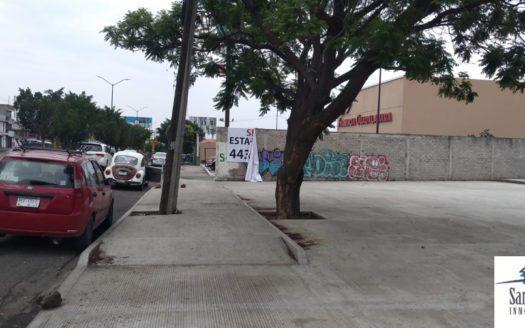 Terreno en renta Av. Madero Oriente $40,000